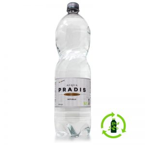 Acqua naturale in PET 1,50L