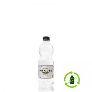 Acqua naturale in PET 0,50L